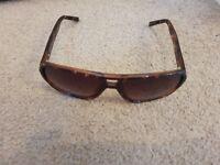 Tommy Hilfiger Brown Tortoiseshell Sunglasses