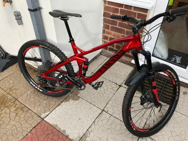 Canyon Spectral AL 7 0 EX 2016 | in Stoke-on-Trent, Staffordshire | Gumtree