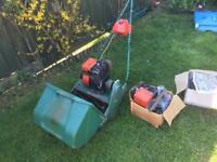 Anybody refurb petrol lawnmowers