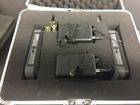 Shure PG185/BLX4 Wireless Lavalier Systems