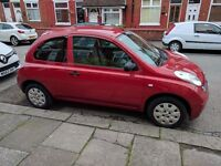 Nissan Micra 2006 - Full Year MOT