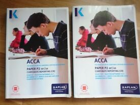 Acca corporate reporting exam kit & study text