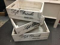 Soft drink crates