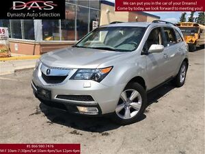 2010 Acura MDX AWD TV-DVD PKG/LEATHER/SUNROOF/7 PASS