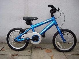 Kids Bike by Ridgeback, Blue, 14 inch Wheels, Great for Kids 4+ years, JUST SERVICED/ CHEAP PRICE!!!