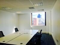 4 - 6 DESK OFFICE AVAILABLE ON FLEXIBLE TERMS WITH FREE RENT OFFER - CALL 07736362306, 02089611415