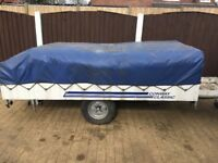 Conway classic CDL 2000 trailer tent. Free local delivery