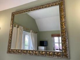 """Statement Large """"Lily"""" Mirror"""