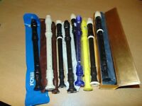 Good lot of Recorders