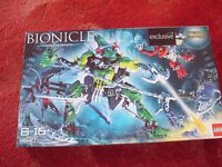 Lego Bionicle 8940 Karzahni Special Edition
