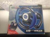 Steering wheel / Play Station 2 V8