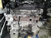 2007 Ford 1.4 TDCI Bare Engine. Under 56,000 miles. F.S.H