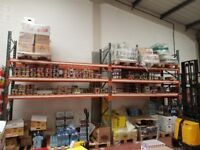 Dexion Used Pallet Racking 3600mm High for sale