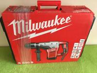 MILWAUKEE K540S 240v SDS KANGO BREAKER HEAVY DUTY