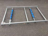 Roof rack/ladder rack/roof bars/renault/peugeot