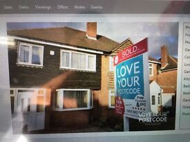 Good quality rental property wanted in Birmingham or surrounding area