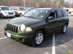 Jeep Compass 2008 selling cheap