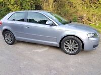 2006 AUDI A3 1.6 SPECIAL EDITION PETROL MANUAL 92K F/S/H IN EXCELLENT CONDITION