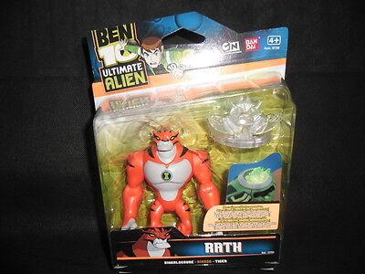 Ben 10 Ultimate Alien Figure Rath 10cm