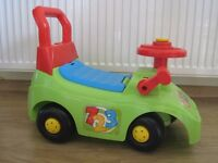 Toddler Trike - Mothercare trike 5 in 1