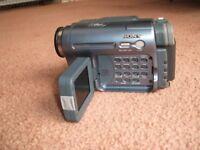 Sony Handycam TRV228E video camera