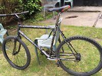 mens single speed mountain bike push bicycle