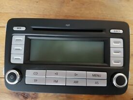 VW Passat/Golf car stereo