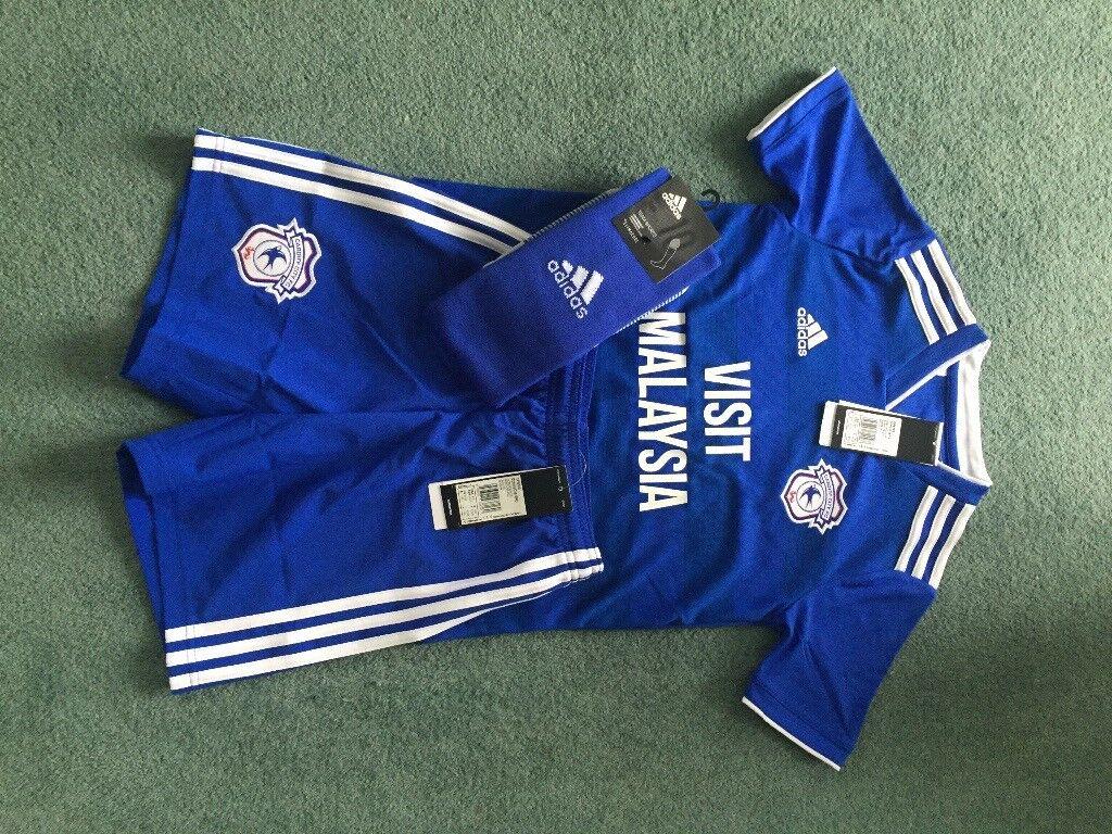 Age 9 10 Cardiff City Full Kit Brand New In Rumney Cardiff Gumtree