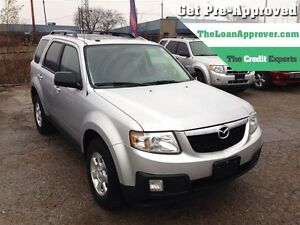 2011 Mazda Tribute GT V6 * 4X4 * LEATHER * PWR RF * HTD PWR SEAT