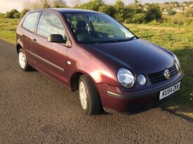 Volkswagen Polo 1.4 Twist 3dr Auto 2004 (54 Reg) Finance Arranged Just Serviced & MOT Price £1771