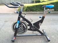 *** L@@K...BARGAIN!!! Fitness JX Stationary Spinning Exercise Bike - Home Gym Fitness. ***