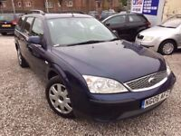 06 FORD MONDEO 2.0 DIESEL LX TDCI IN BLUE *PX WELCOME* MOT TILL APRIL 2018 £795