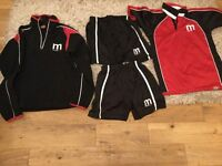 Marches school uniform : Ties, school jumpers and PE kit very good condition