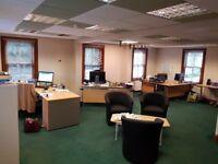 Serviced office in Fochabers