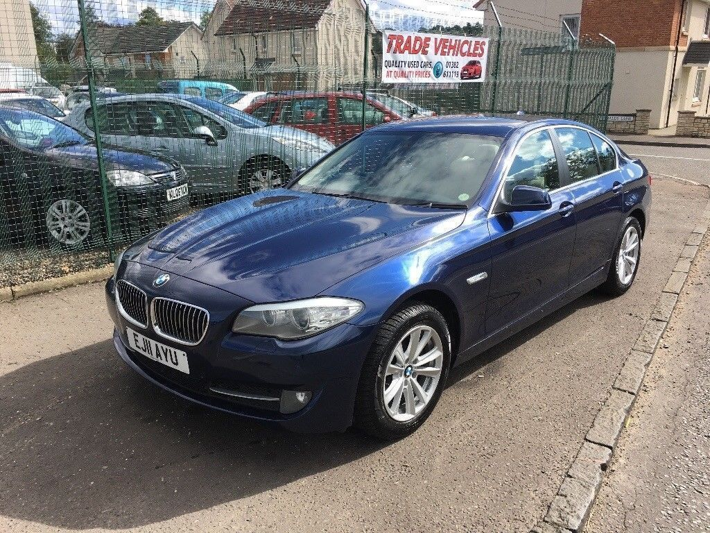 2011 BMW 520d SE, FSH, 1 Previous Owner, 6 speed