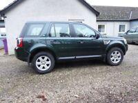 Land Rover Freelander 2, 2012 GS model, diesel, manual gearbox