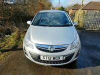 Vauxhall Corsa Excite, 1 Previous owner, 44,000 Miles, Service history, 1 Years MOT,TEL- 07477651115