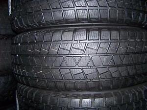 235-55R18 > HIVER , 1, 2 ou 4 pneus  usagés .