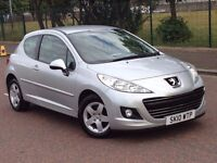 2010 Peugeot 207 Sport 1.4 , finance from £25 a week , full history , 2 owners,astra,focus,megane