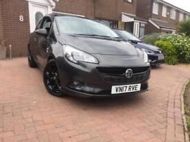 2017 like new only 2,700 miles. VAUXHALL CORSA 1,LITRE TURBO