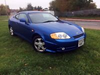 Hyundai Coupe 1.6 S - MOT August 2017, ONLY DONE 49000 miles, LEATHER INTERIOR, Part Service History