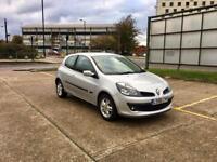 2007 Renault Clio 1.4 - Silver - 80K - MOT & Taxed - £1250