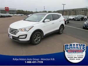 2014 Hyundai Santa Fe Sport Luxury! AWD! Back-Up! Alloy! Sunroof