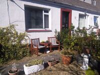 LARGS. Central located one bedroom semi-detached holiday house.