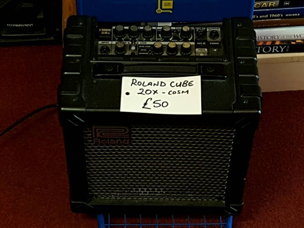 Guitar Amps and Combos