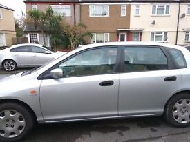 Urgent sale reduced to 500 Honda civic