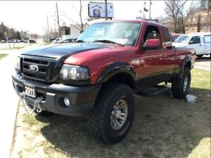 2011 Ford Ranger Sport 4X4 Lifted