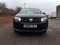 Dacia sandero ambiance (66reg)1013 miles