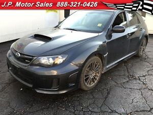 2011 Subaru Impreza WRX, Manual, AWD
