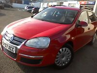 ***FREE DELIVERY***06/12/2007 VOLKSWAGEN GOLF S 1.9L TDI 105 DPF ESTATE 57K***FREE DELIVERY***